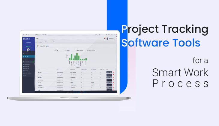 Project Tracking Software for