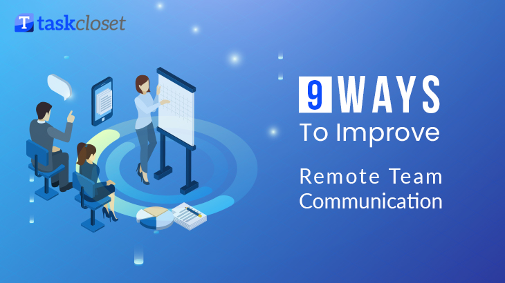 remote team communication